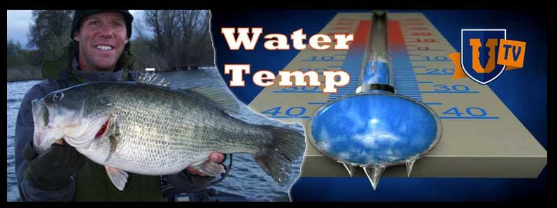 Water Temperature with Aaron Martens