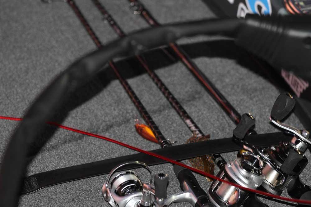 On Deck Day 1 Bassmaster Classic