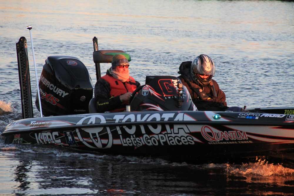 Championship Sunday on Deck: Winyah Bay