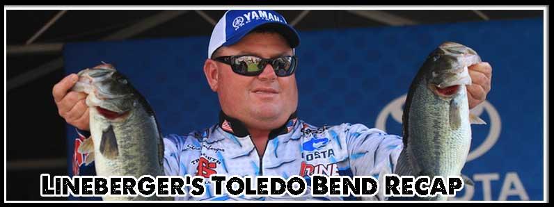 Lineberger's Toledo Bend Recap