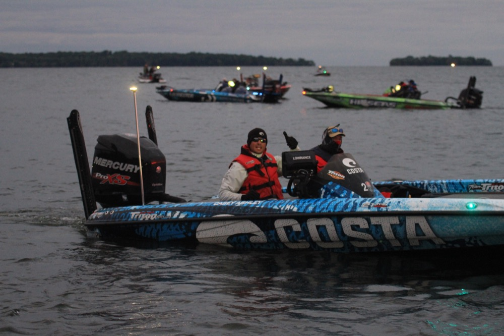 Day 1 Take Off from the AOY Championship Mille Lacs