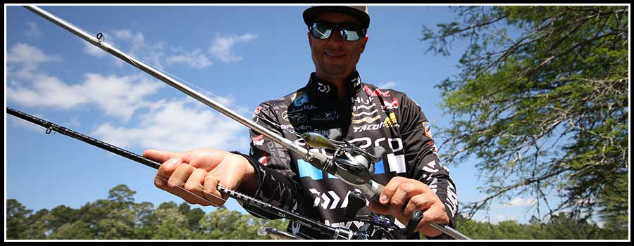 Picking the Right Spawn Baits with Brent Ehrler
