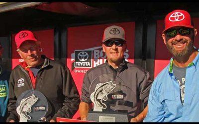 Toyota Bonus Bucks Winners Take $5K and Swindle's Jacket