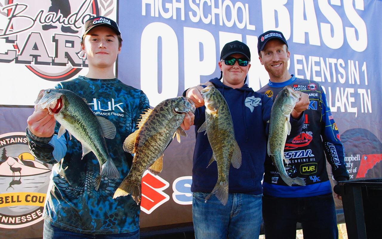 Brandon Card College & High School Bass Open Recap 2017