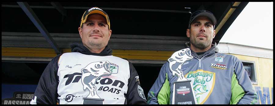 Missouri Brothers Win Toyota Bonus Bucks Bassmaster Team Championship On Norfork Lake