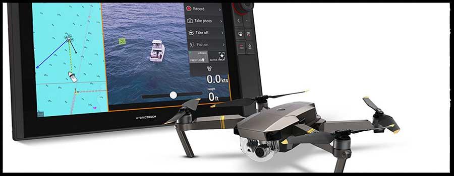FLIR Reveals Raymarine Axiom® Innovations at the Miami Boat Show