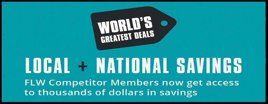 FLW Announces Partnership with World's Greatest Deals Inbox