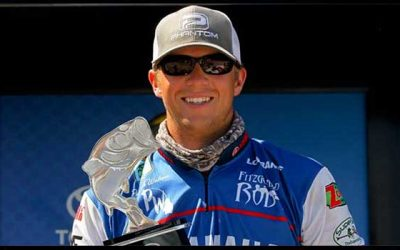 Patrick Walters Saves Gas And Wins A Boat In Bassmaster Open On The Red River