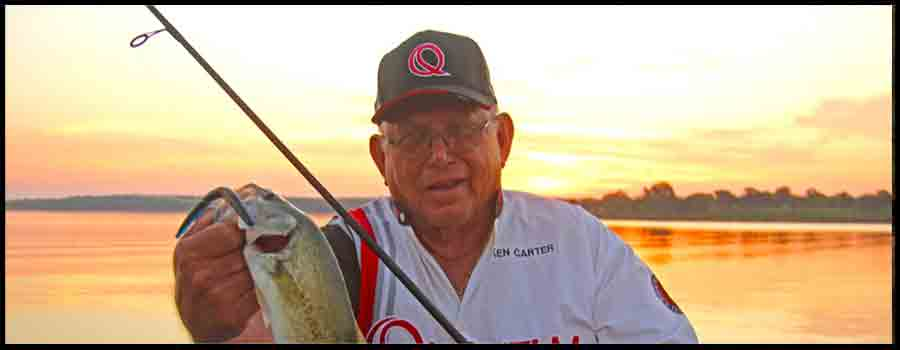 Carter Could Become Classic's Oldest Angler in History
