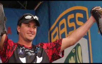 Gigantic Catches Highlight Memorable Day At Bassmaster Elite At St. Johns River
