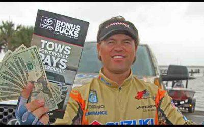 Pirch Picks Up Toyota Bonus