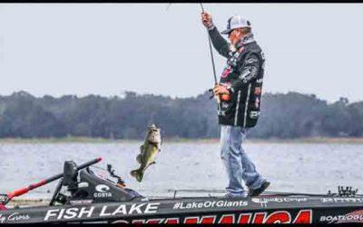 Chickamauga's Gross Out Front at FLW Tour at Lake Toho
