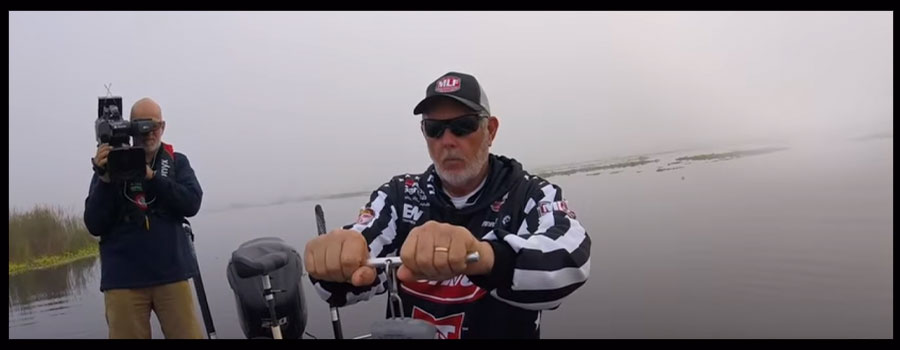 Fishing for $100K! MLF Bass Pro Tour Stage one (part 4) Championship Round!