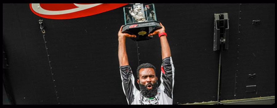 Latimer is Champion at FLW Tour at Lake Seminole
