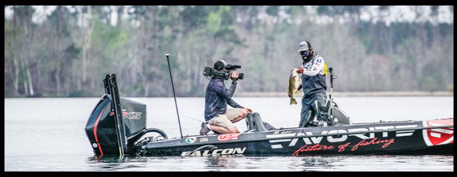 South Carolina's Latimer Moves into Lead at FLW Tour at Lake Seminole