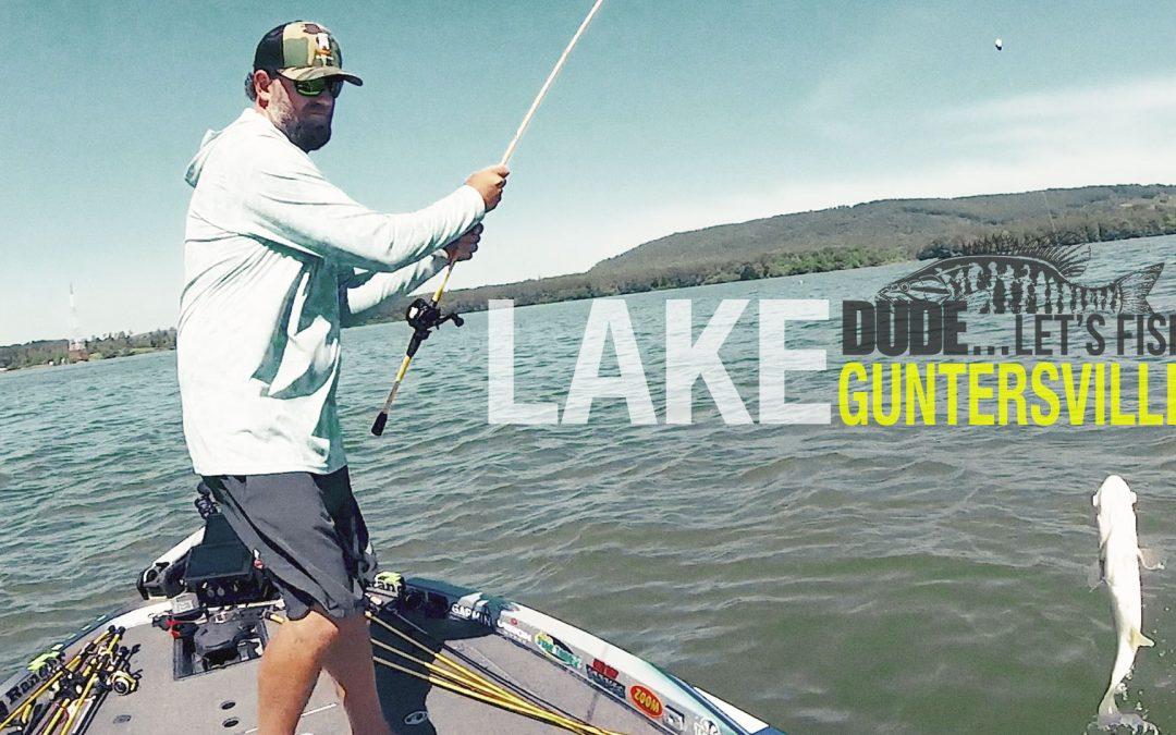 Dude… Let's Fish w/ Luke Dunkin!!