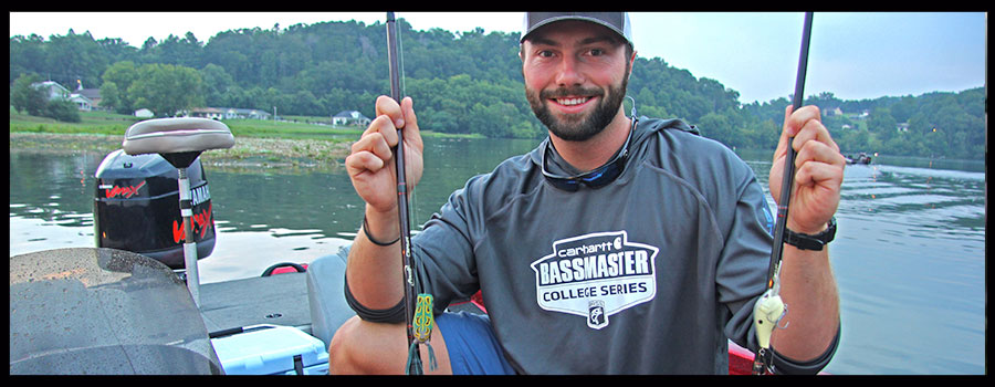 College Angler Mattox Could Mentor Many of Us