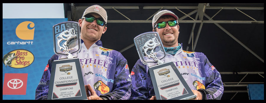 Bethel University Makes Final-Day Charge To Win Bassmaster College National Championship