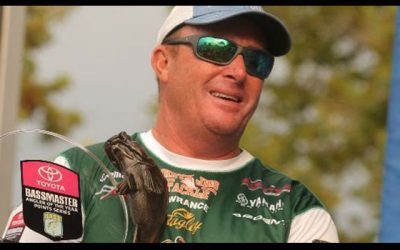 Canterbury Locks Up Toyota Bassmaster Angler Of The Year Title On Lake St. Clair