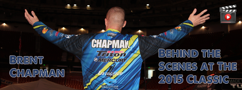 Behind the Scenes at the 2015 Classic with Brent Chapman