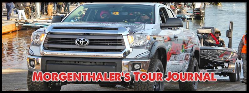 Chad Morgenthaler's Tour Journal