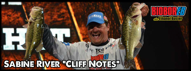 "Sabine River ""Cliff Notes"""