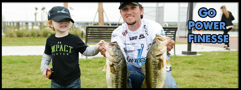 Power Finesse Fishing with Stetson Blaylock