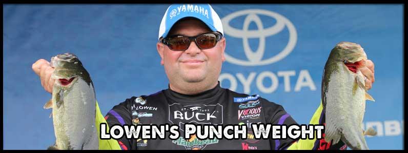 Bill Lowen's Punch Weight