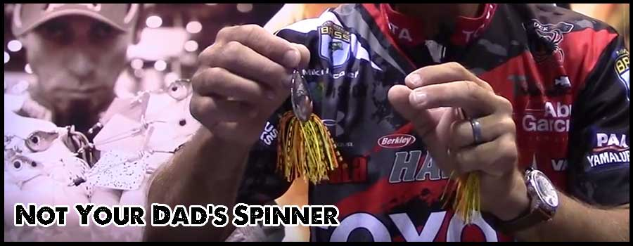 Not Your Dad's Spinner