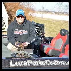 Lure Parts Online Teams Up With Elite Angler Bill Lowen