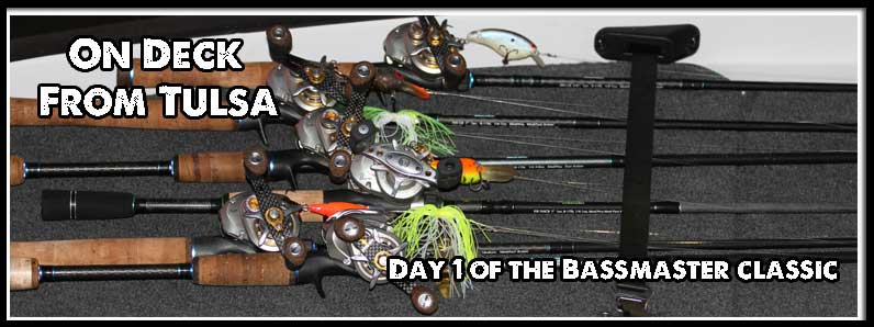 On Deck Day 1 Bassmaster Classic