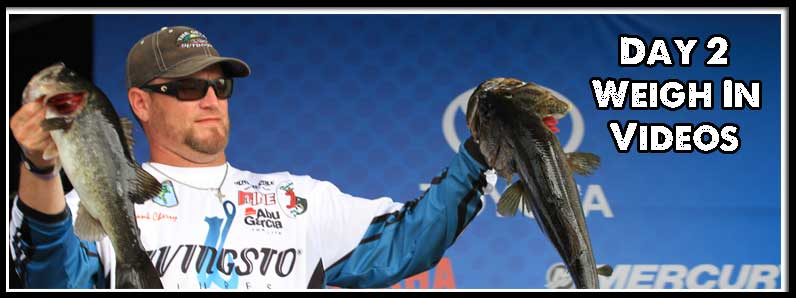 Day 2 Weigh Videos from the St. Johns River