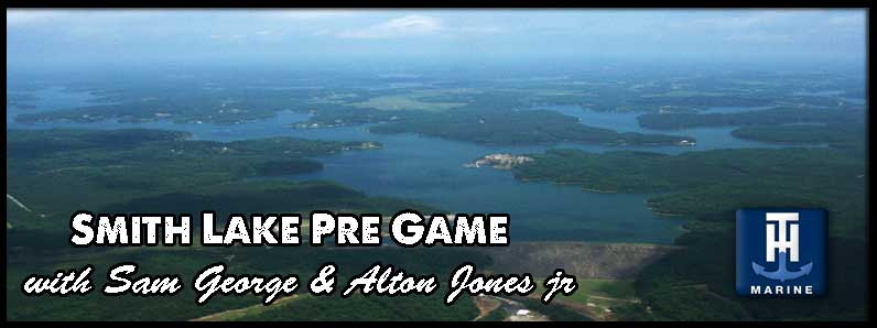 Smith Lake Open Pre Game Report