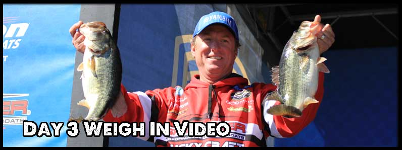 Winyah Bay day 3: Weigh In Videos
