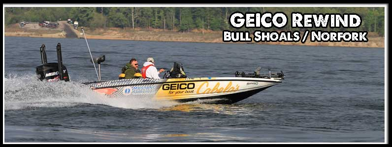 GEICO Rewind Bull Shoals / Norfork Lake