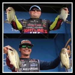 Lowen, Zaldain Tied For Lead After Two Rounds On Bull Shoals/Norfork