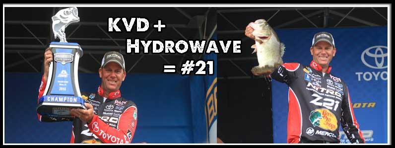 KVD + Hydrowave = #21
