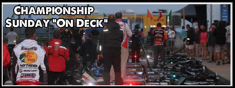 "Championship Sunday ""On Deck"""