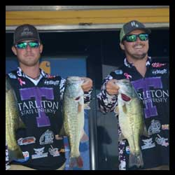 Tarleton State University Leads College Wild Card Event