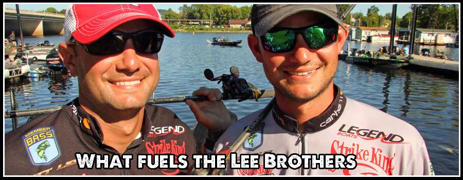 Energy Balls and Insulin,  Fuel Lee Brothers to Top 20 at La Crosse