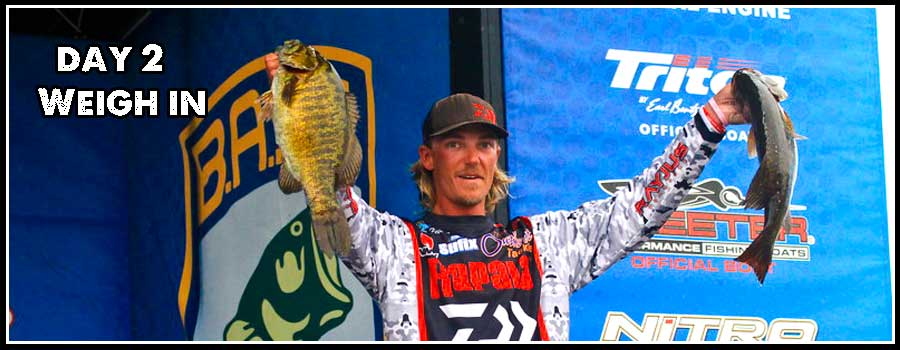 Feider Continues to Lead at Mille Lacs