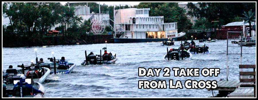 Day 2 Take Off Videos from La Crosse 2016