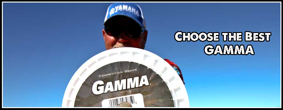 Matt herren discusses gamma fishing line pepper custom baits for Gamma fishing line
