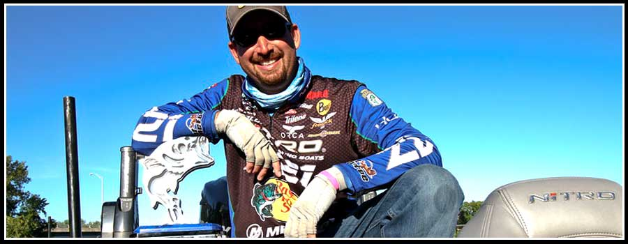 Ott DeFoe Dominates To Clinch Bassmaster Elite Series Victory On The Mississippi R