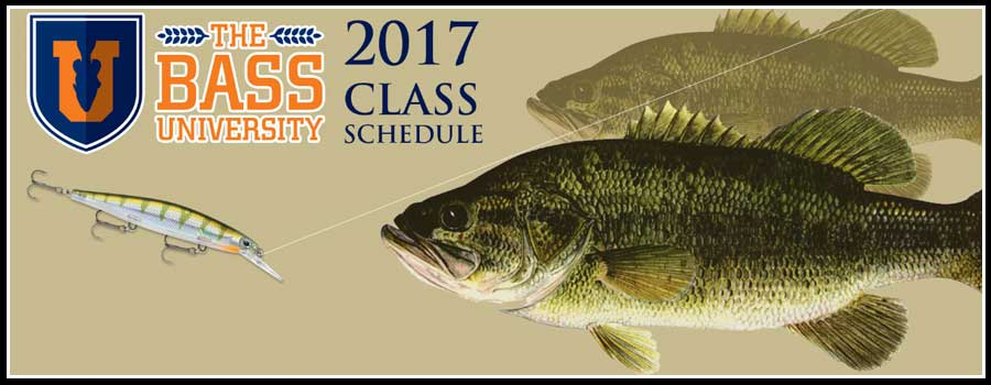 Bass U Classes Announced