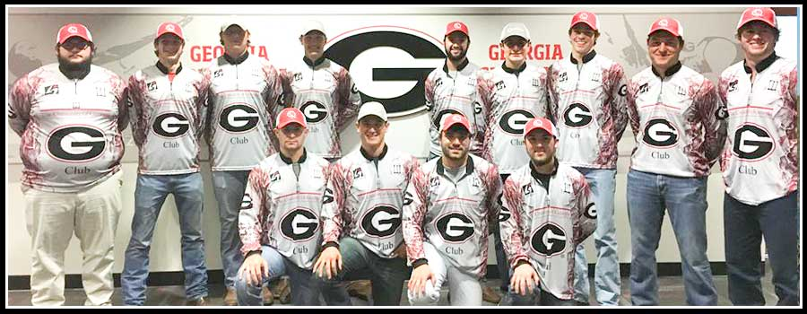 UGA Bass Anglers Prepare for the 2017 Season Opener