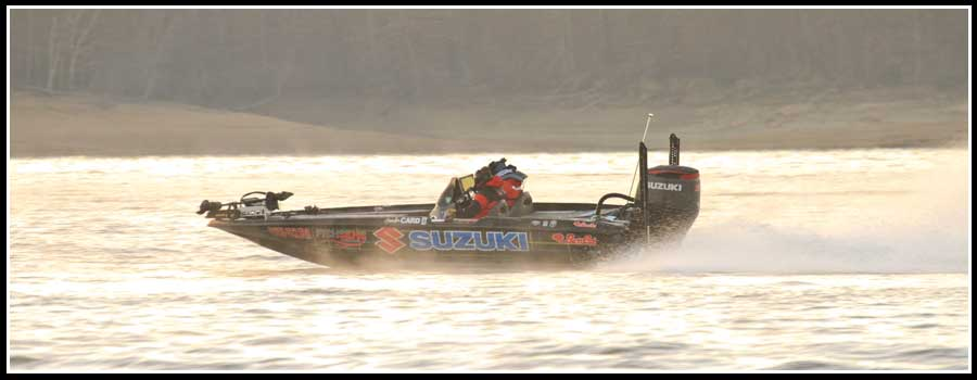 Day 2 Take Off Videos from Cherokee Lake
