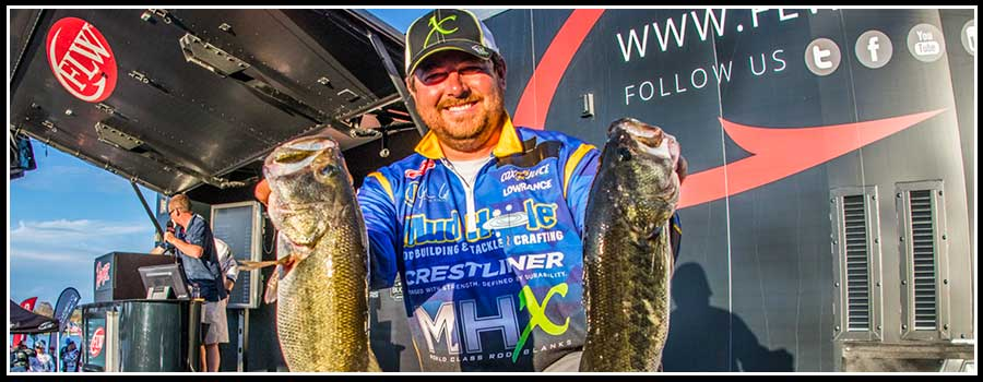 Cox Extends Lead at Day Two of FLW Tour at Harris Chain of Lakes