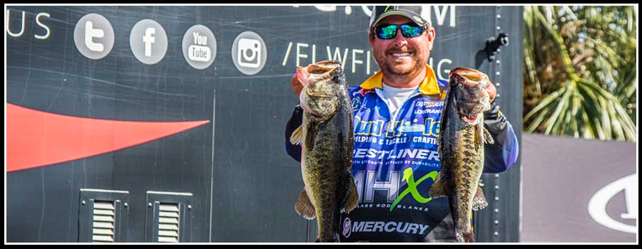 Cox Leads Day One of FLW Tour at Harris Chain of Lakes