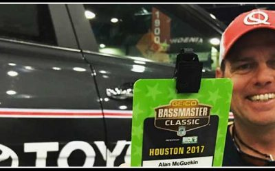 A Classic Reflection from a Class Act…. 2017 Bassmaster Classic
